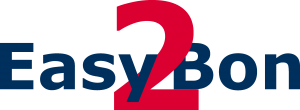 Logo Easy2Bon Kassensysteme Registrierkassensystem