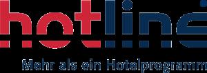 Logo hotline Hotelsoftware Hotelprogramm ausgezeichnet Hotelprogramm