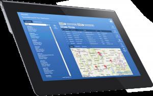 Software Außendienst-Steuerung VIS-mobile Vertreter-Informations-System