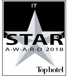 Star Award 2018 Kategorie IT Silber hotline Hotelsoftware