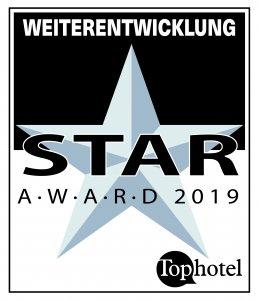 Star Award 2019 Kategorie Weiterentwicklung Silber Easy2Bon