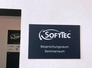 Schulungsraum Besprechungsraum hotline academy SoftTec GmbH