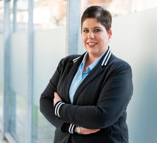 Isabel Benner Mitarbeiter Team SoftTec GmbH hotline Hotelsoftware Direktbuchbarkeit Kassensysteme Gutschein Tool
