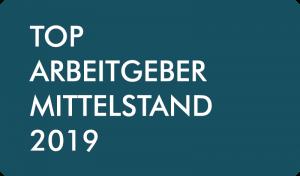 SoftTec GmbH Top Arbeitgeber Mittelstand 2019